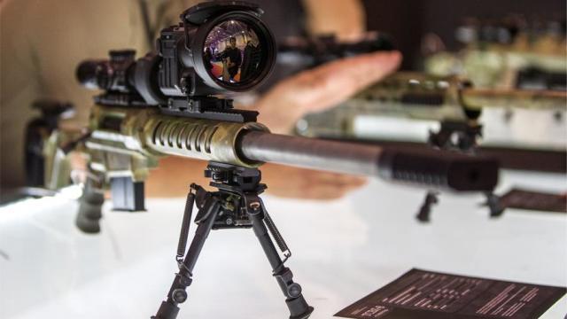 дальность стрельбы снайперской винтовки