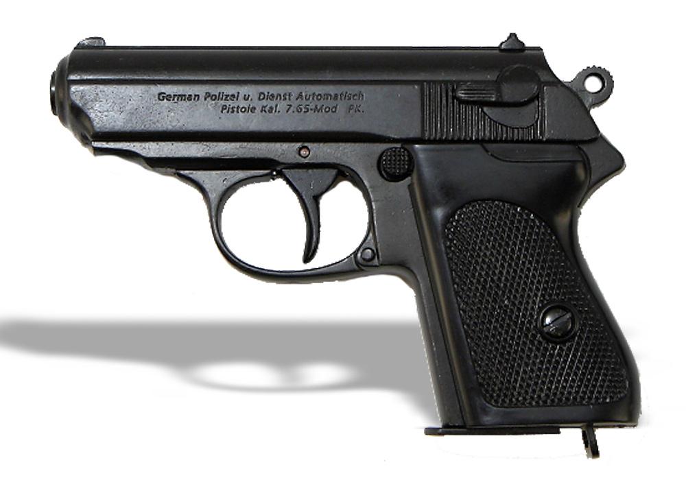 немецкие пистолеты второй мировой