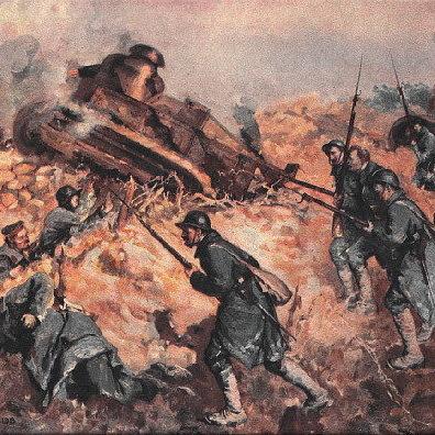 цели сторон в первой мировой войне