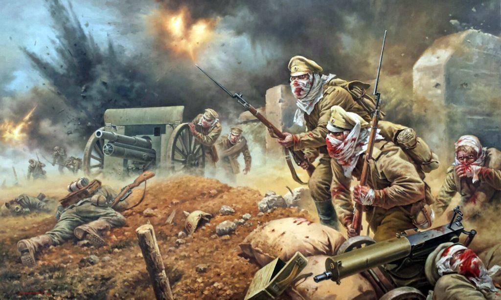третья сила в гражданской войне