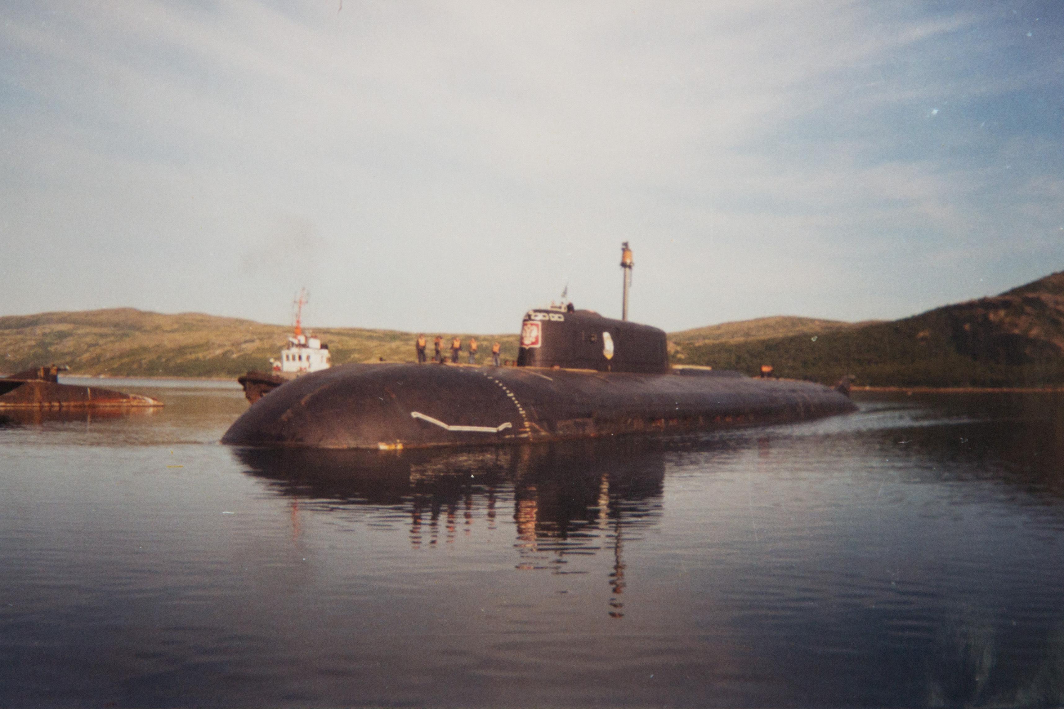 катастрофы подводных лодок