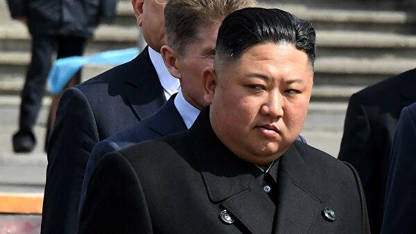 руководитель северной кореи