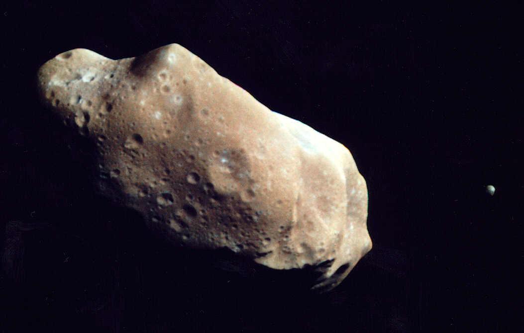 классификация астероидов основана на