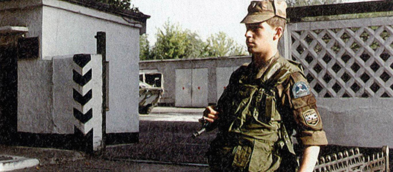 гражданская война в таджикистане 1992 1997