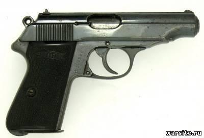 немецкие пистолеты 2 мировой