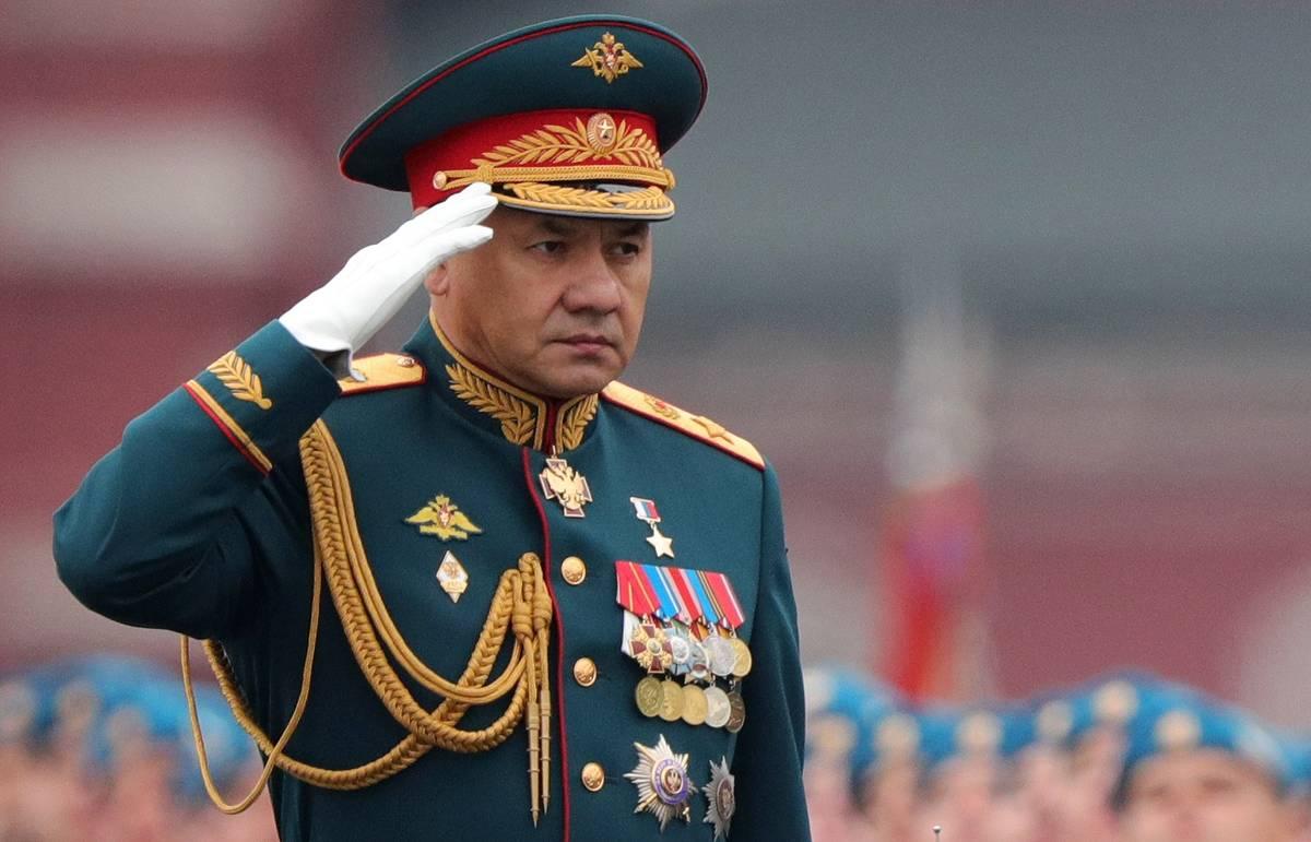 структура министерства обороны рф