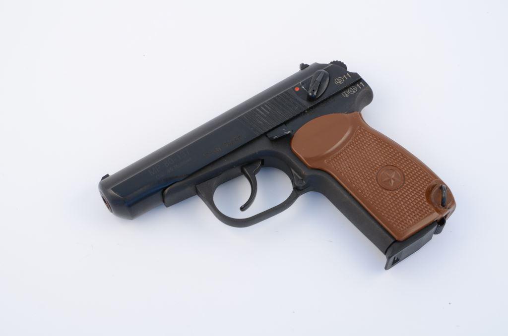 дульная энергия пистолета макарова