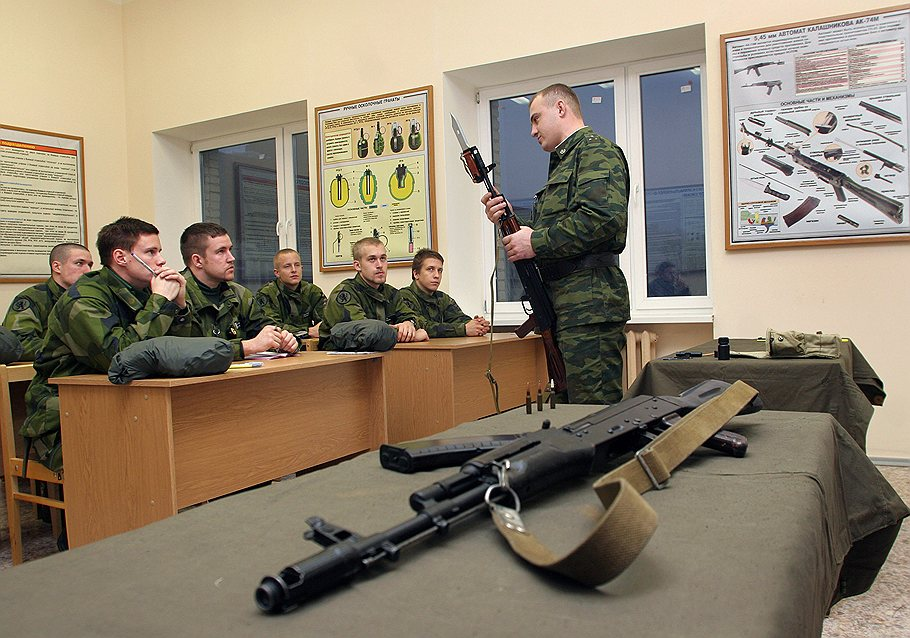 что дает военная кафедра в институте