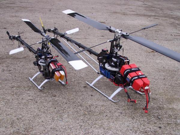 из чего состоит вертолет
