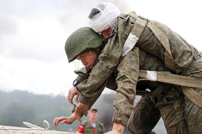 контракт в армии на сколько лет