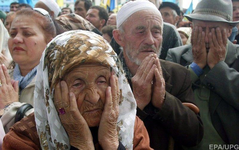 геноцид крымских татар