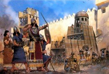 столица ассирийской державы