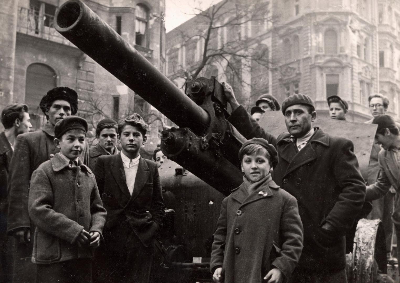 восстание в венгрии 1956