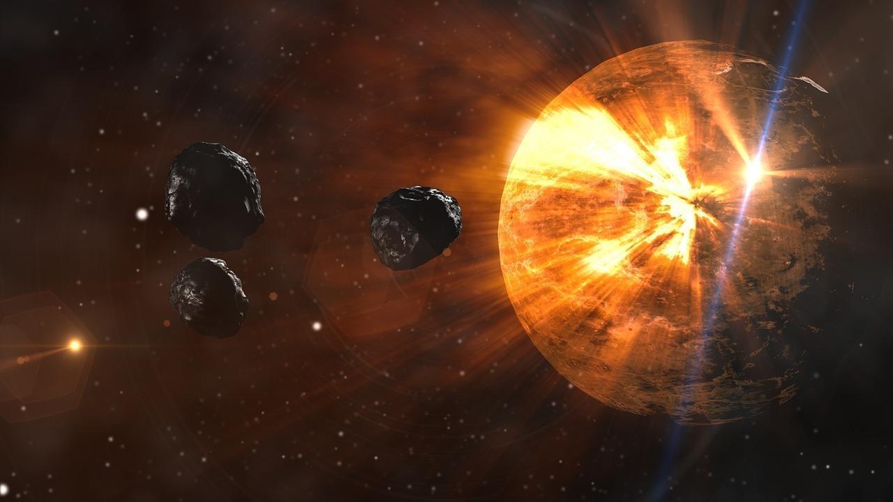 самый большой метеорит упавший на землю
