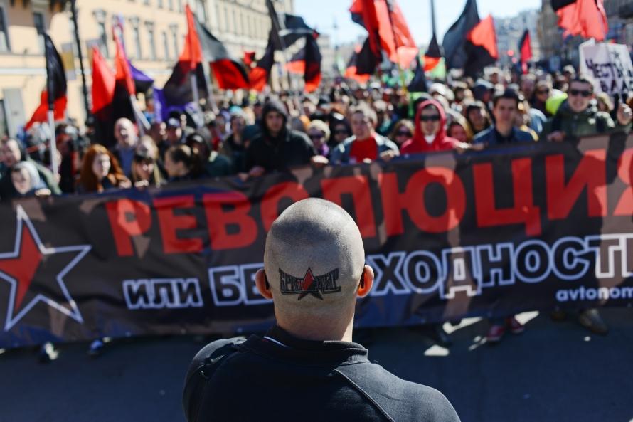 анархисты в гражданской войне в россии