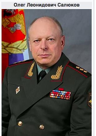 генералы россии список