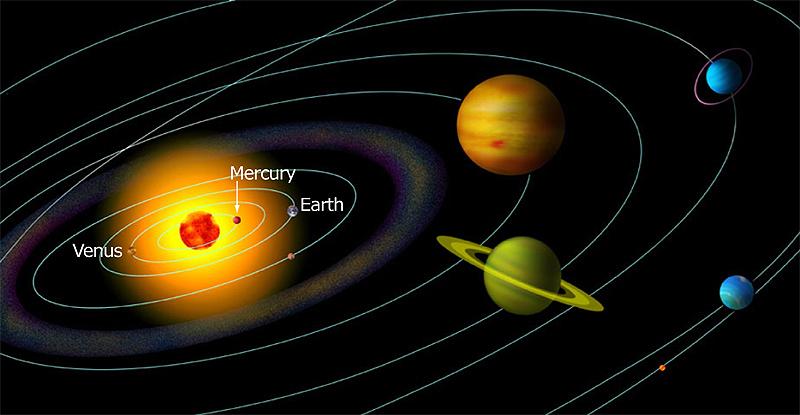 размер и масса меркурия