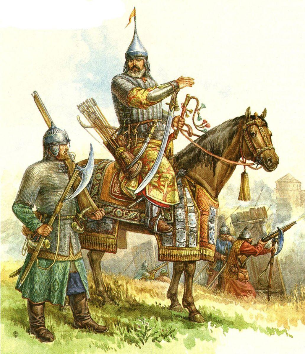 крымский поход на москву