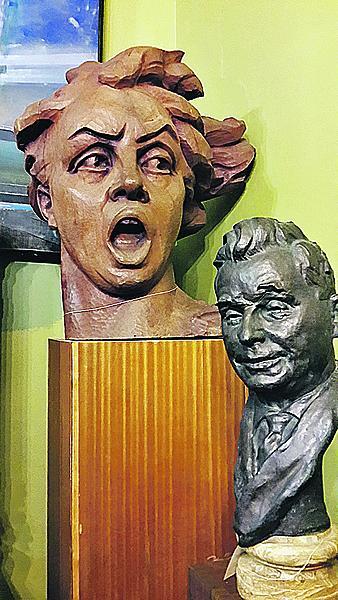 скульптуры вучетича