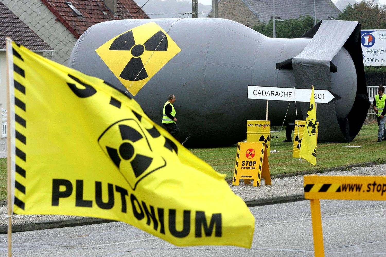 плутоний химический элемент