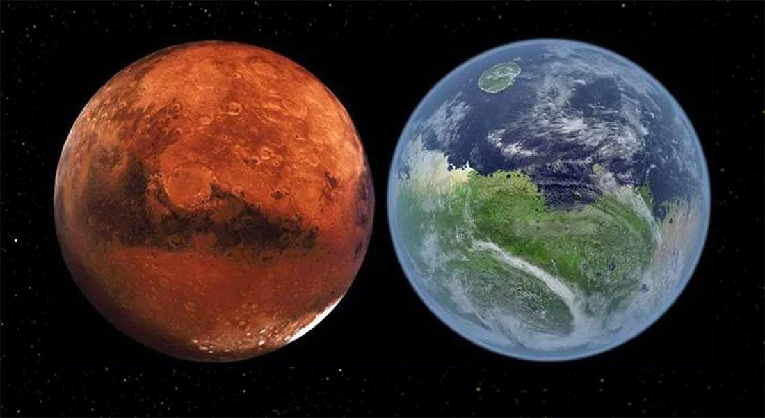 за сколько марс делает оборот вокруг солнца