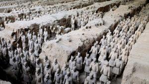 войны древнего китая