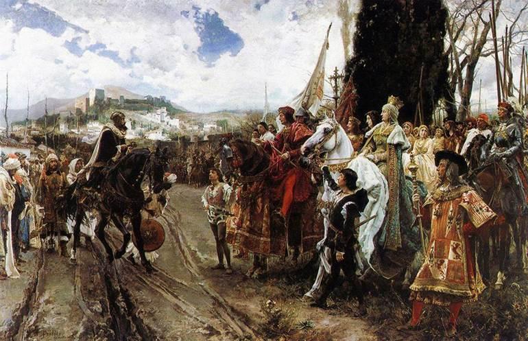 монархи испании