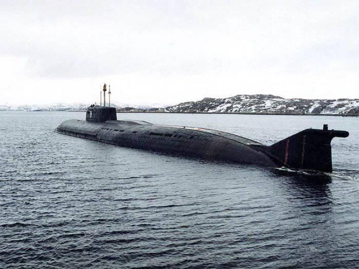 антей подводная лодка