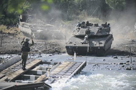 танк меркава фото