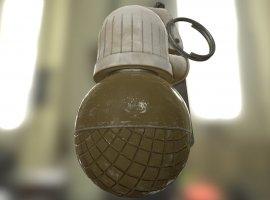 ручные осколочные гранаты