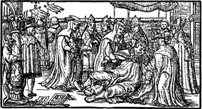 иоанна папа римский