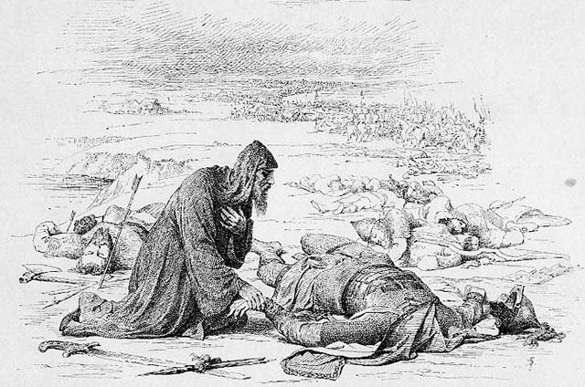 какой город монголо татары назвали злым городом
