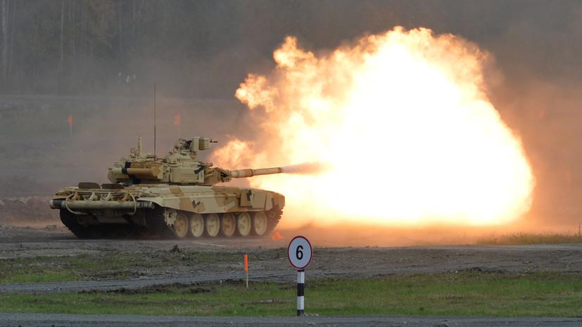 танковый взвод сколько танков