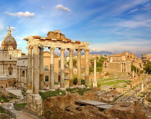 старый рим