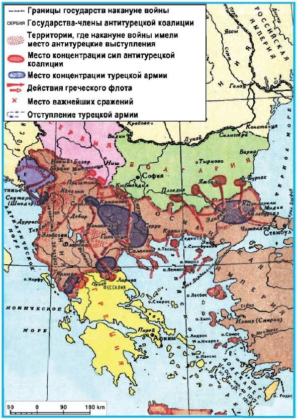 война 1912 года в россии