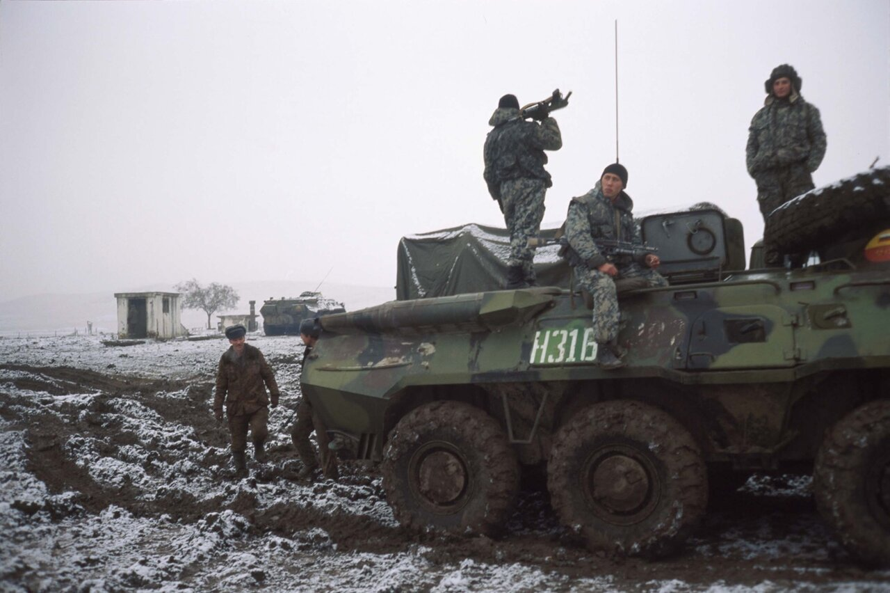 чеченские фото