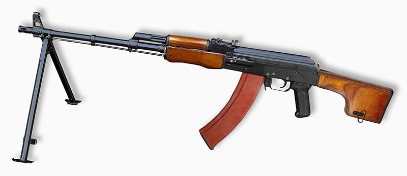 пулемет рпк 74
