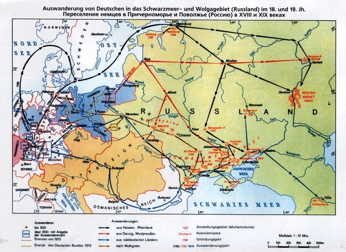 религия немцев в россии