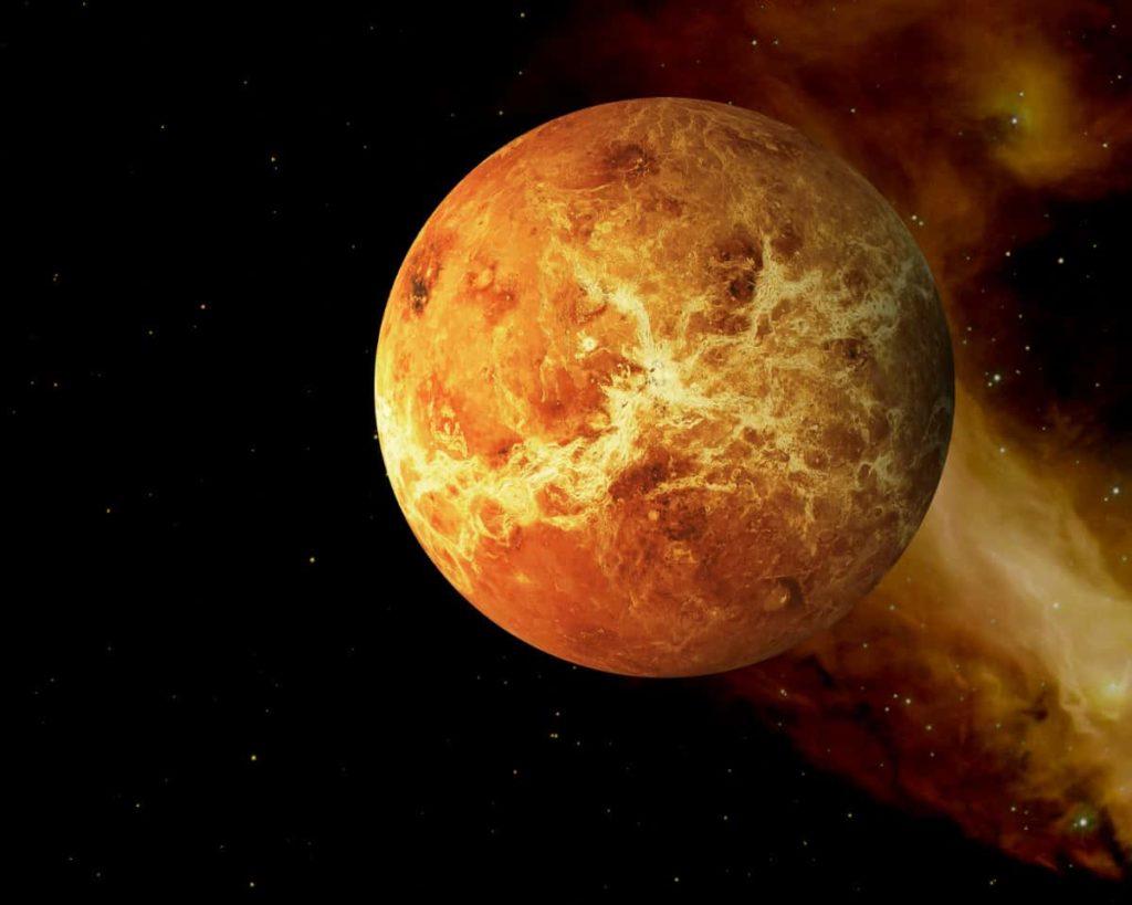 сколько спутников имеет венера