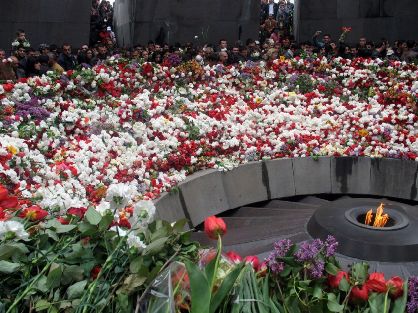 почему турки уничтожали армян