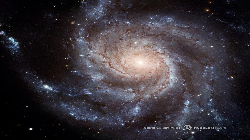типы галактик