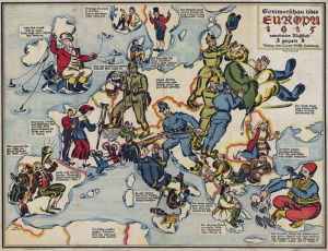 союзники германии в первой мировой войне