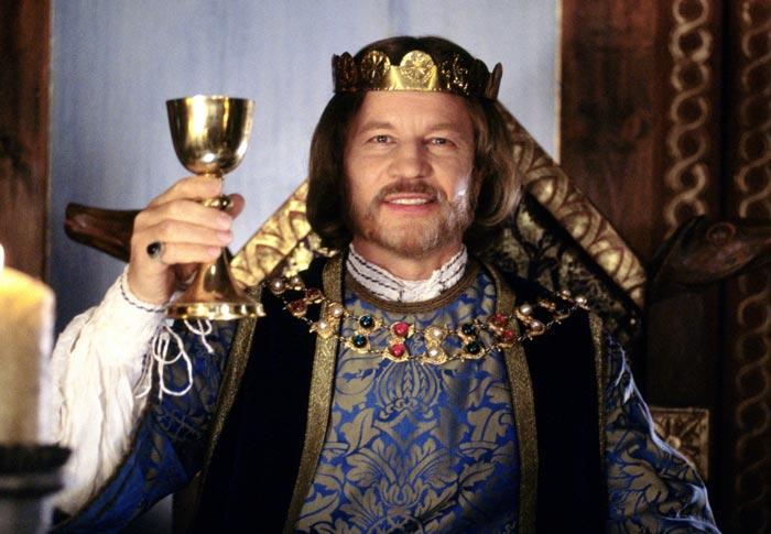 король артур краткое содержание