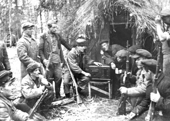 роль партизанского движения в великой отечественной войне