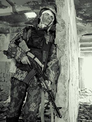 первая чеченская война фото