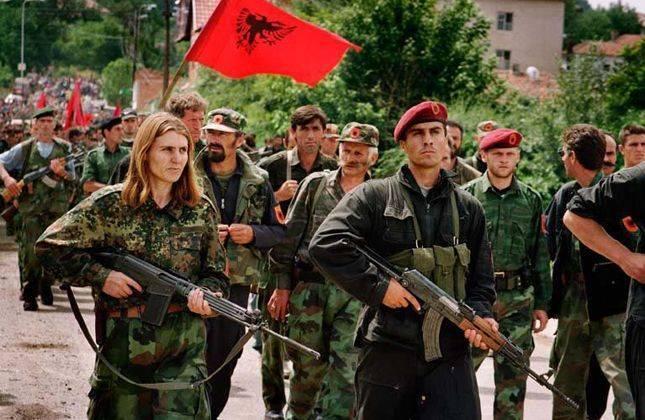геноцид сербов в косово