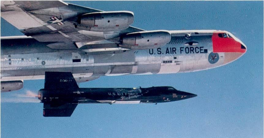 x 15 самолет