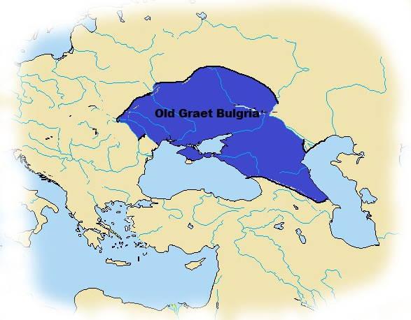территория болгарского государства