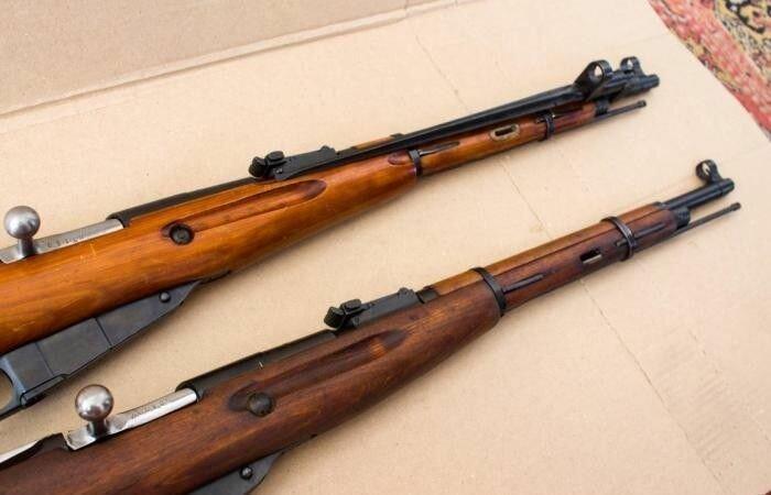 почему винтовка называется трехлинейка