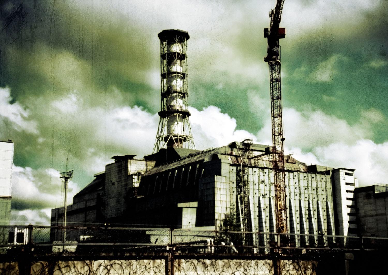 чернобыльская электростанция